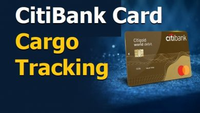 Photo of Citibank Card Cargo Tracking
