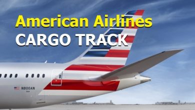 Photo of American Airlines Cargo Tracking