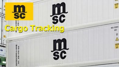 Photo of MSC Cargo Tracking