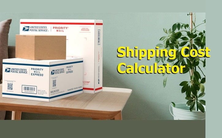 Shipping Cost Calculator 2021