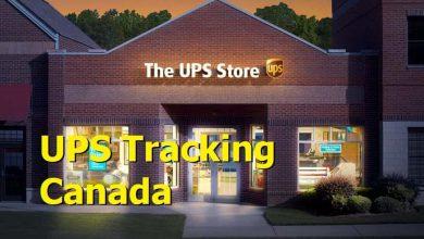 Photo of UPS Tracking Canada