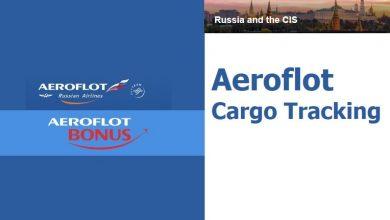 Photo of Aeroflot Cargo Tracking