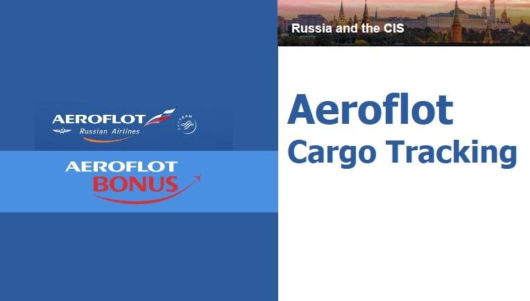 Aeroflot Cargo Tracking