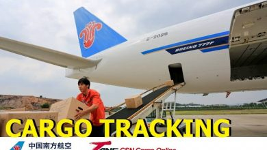 Photo of China Southern Cargo Tracking