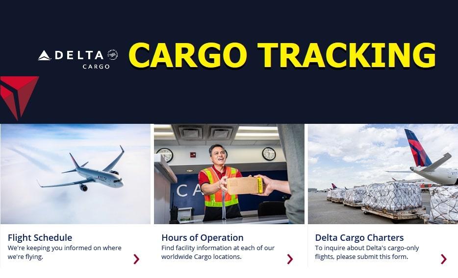 Delta Cargo Tracking - Delta Cargo Ship