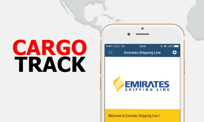 Emirates Cargo Tracking - Emirates Air Cargo Ship