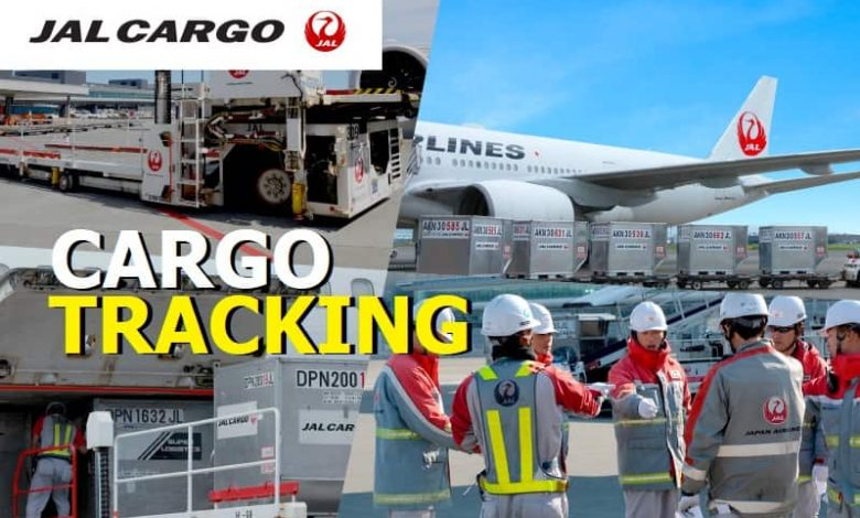Jal Cargo Tracking