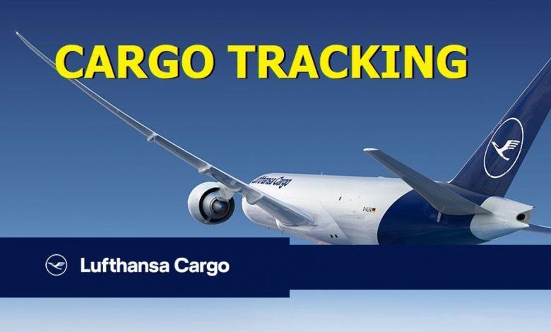 Lufthansa Cargo Tracking
