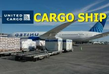 Photo of United Cargo Tracking